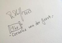 Cornelis van der Geest | PROMO EDITION | © THOMAS STEFFENS 2013