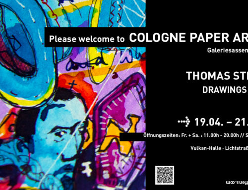 The Cologne Paper Art Show 2013